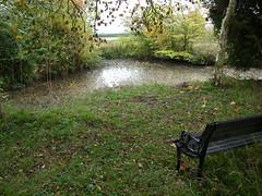 Vajrasana pond