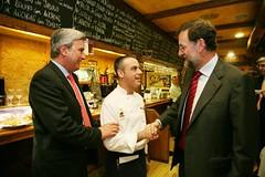 Visita de Rajoy a Zaragoza (gustavoalcalde) Tags: ga zaragoza gustavo rajoy alcalde