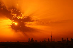 Kuwait City (Hussain AlAli) Tags: canon ef kuwaitcity 28200mm   f3556   top20orange