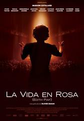 Póster y trailer en castellano de 'La vida en rosa'