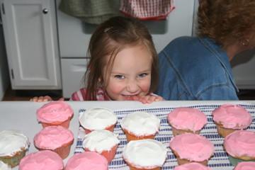 The Sweetest Cupcake