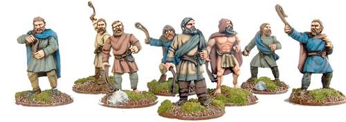 Romano British slingers