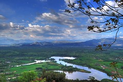 Panorama (sistemalimbico) Tags: italy landscape nikon 1855 nikkor hdr d40 sangiovanniincarico