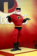 Mr Incredibles (hk_traveller) Tags: travel paris france 20d canon movie studio photo europe disneyland canon20d turbo  turbophoto
