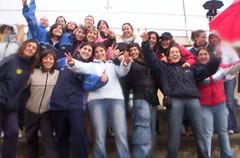Aficionadas españolas. Rugby femenino por rugby_arf