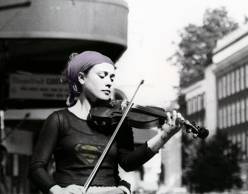 Sunshine Superman & Violin