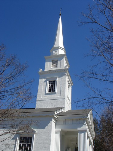United Church of Christ church at Dartmouth