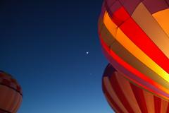 Little Kentucky Derby (Electron Mike) Tags: uk hot balloons lexington kentucky air glowparty littlekentuckyderby goodbarn ourkentucky