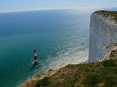 Lighthouse from the cliff (sbuliani) Tags: sea cliff lighthouse nature landscape lumix stefano naturesfinest thebigone blueribbonwinner superaplus aplusphoto buliani sapessi stefanobuliani