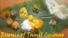 Authentic Tamil recipes