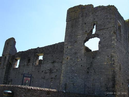 Middleham Castle 外觀