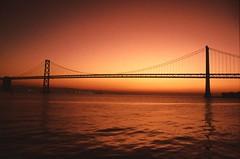 sunrise, Bay Bridge, San Francisco (ascendent) Tags: sanfrancisco usa sunrise awesome great baybridge stunning coolest instantfave gettysubmission