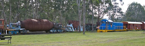 iron works wagons