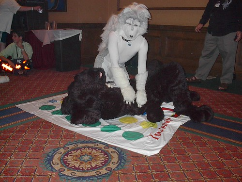 Furries, God and Anthrocon