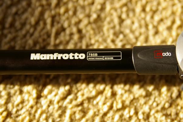 [分享] Manfrotto MODO 785B 腳架 (圖多)