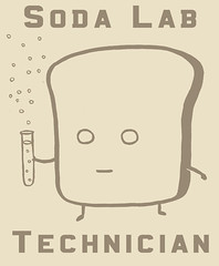 Soda Lab Technician shirt design