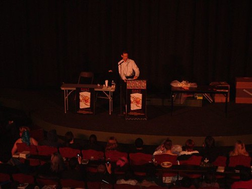 Chuck Palahniuk, Bagdad theatre