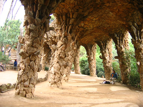 Parque Guel, Barcelona 2