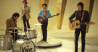 Kinks on TV