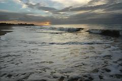 Dawn - 7:06 AM (Vince Alongi) Tags: seascape beach uruguay dawn nikon sigma d100 instantfave 1735mmf284exdg puntapiedras