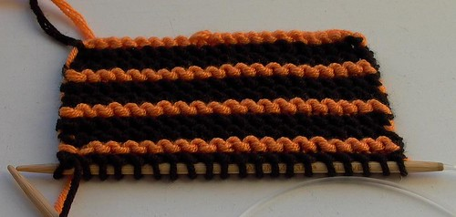 bee stripe swatch