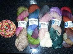 STR yarn