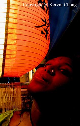 Lantern-Lick