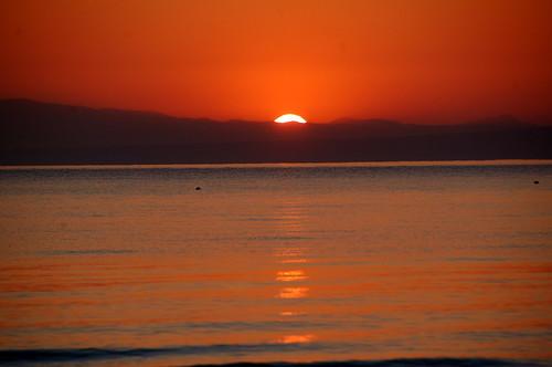 Tsilivi Sunrise, 10 May 2007