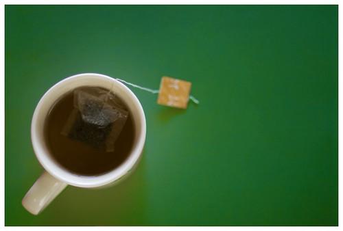 Green (tea)