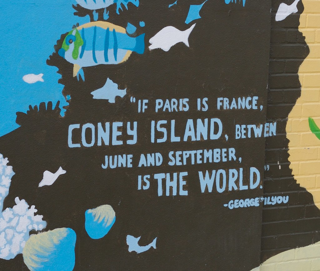 Coney Island Is The World