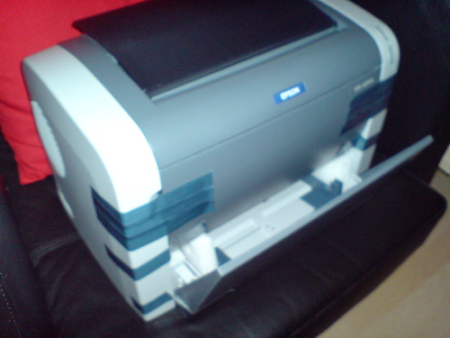 Epson EPL-6200L unwrapping 05
