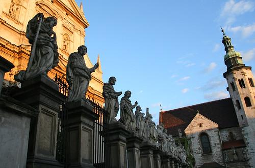 Old Town in Kraków -7