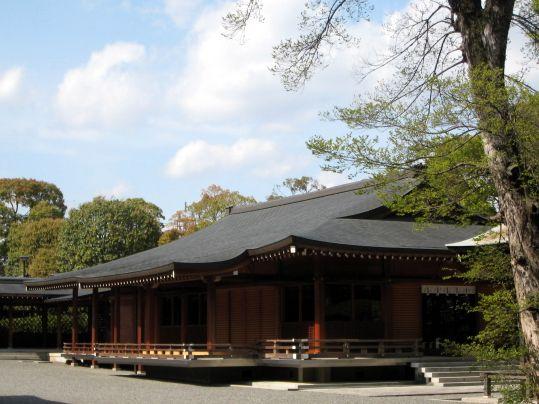 京都・城南宮5 境内その2
