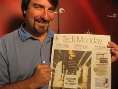 John Furrier, PodTech, San Jose Mercury