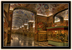 The Vatican Libraries (part of...)