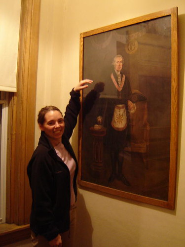 Liz loves George Washington.