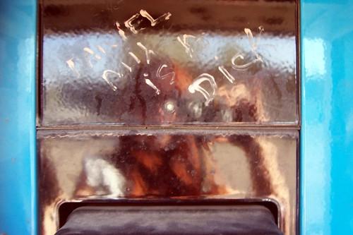 payphone graffiti