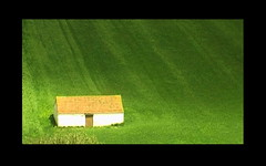 Alone (Sandra_R) Tags: light plants house green film portugal nature beauty field grass movie landscape outdoors photography interesting surf alone quiet colours peace exterior natural bright traditional rustic clarity nobody scene fresh explore simplicity typical stillness landforms naturalworld grasslands purity lifesciences ruralscenes blueribbonwinner agriculturalfields croplands supershot nortesul top20green