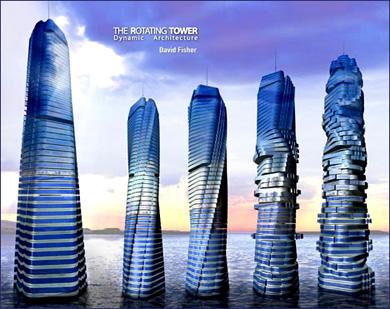 torres que rotan