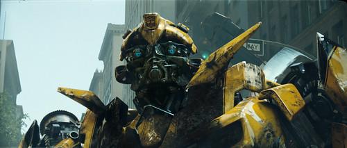 Transformers pelicula Bumblebee