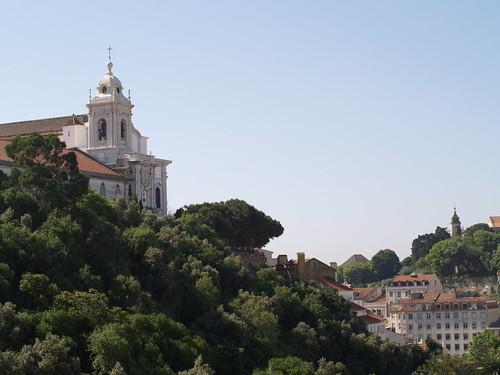 Lisboa - Igreja da Graça