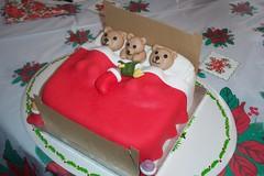 Christmas cake 05