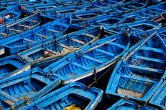 pick a boat any boat (lomokev) Tags: wood blue canon boats eos harbor boat madera morocco 5d holz essaouira canoneos5d sailingvessels file:name=img1091 moroccoboatsblue rota:type=showall rota:type=composition rota:type=stilllife use:on=moo  use:on=alamy