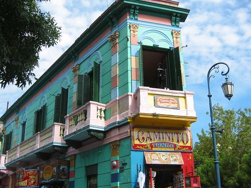 La Boca - Buenos Aires