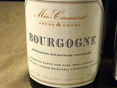 Meo-Cauzet Bourgogne