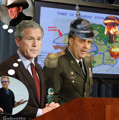 Bush War Czar