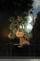 nb djamesclark - they made a handbag from your creative scrotum (biotron) Tags: paris france creativity gold vinyl handbag ripoff scrotum mightyrobot stateofflux truffleclub avenuemontaigne openthedoor djamesclark lousvuittn lindsayjandthesneakthief