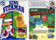 King Vitamin cereal box