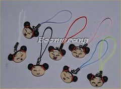 Puccas (Boomerang Crafts) Tags: fimo pucca