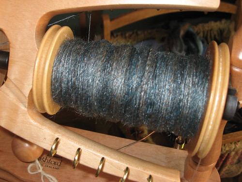 Merino Silk on spool